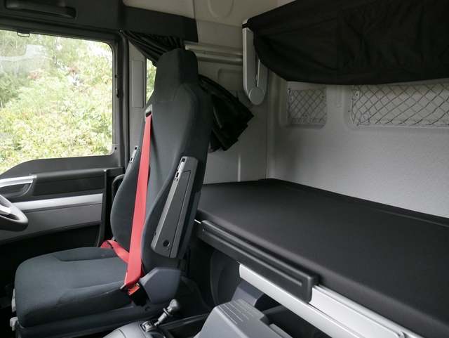 MAN TGX 26.480_interior