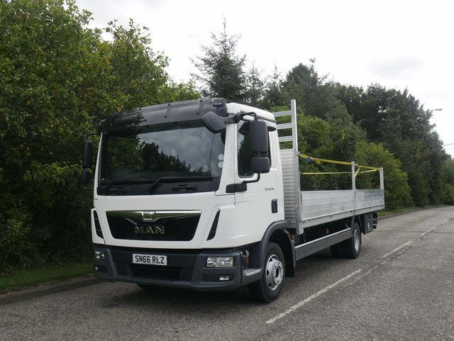 Scaffolding Truck for Sale
