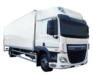 Hire various box trucks from MV Truck and Van Rental