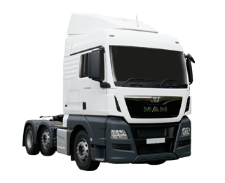 Hire various Tractor units from MV Truck and Van Rental