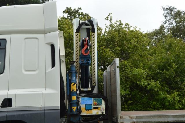 Scaffolding Truck for Sale