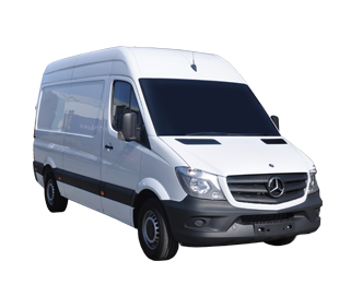 Hire various vans from MV Truck and Van Rental